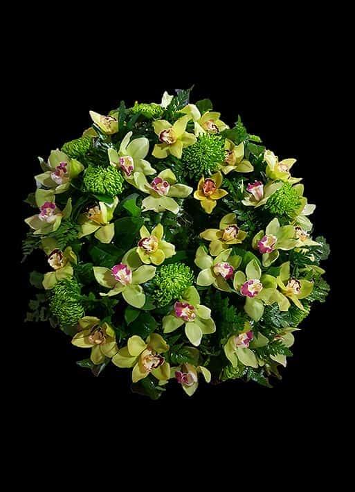 Aranjament Funerar A01 - Orhidee