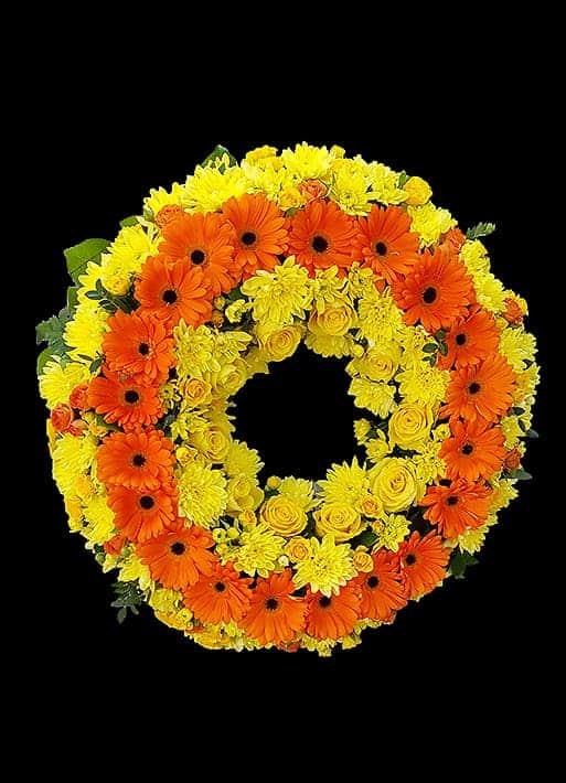Aranjament Funerar A09 - Multicolor