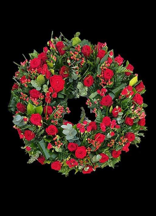 Aranjament Floral Funerar A12 - Funerare24.ro
