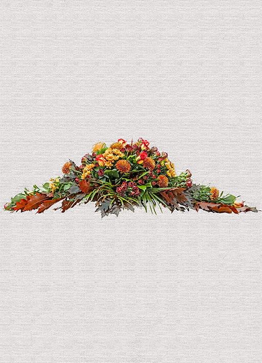 Buchet Sicriu Flori de Toamna